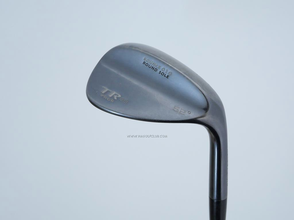 Wedge : Other : Wedge PRGR TR Forged Loft 52 ก้านเหล็ก Flex S