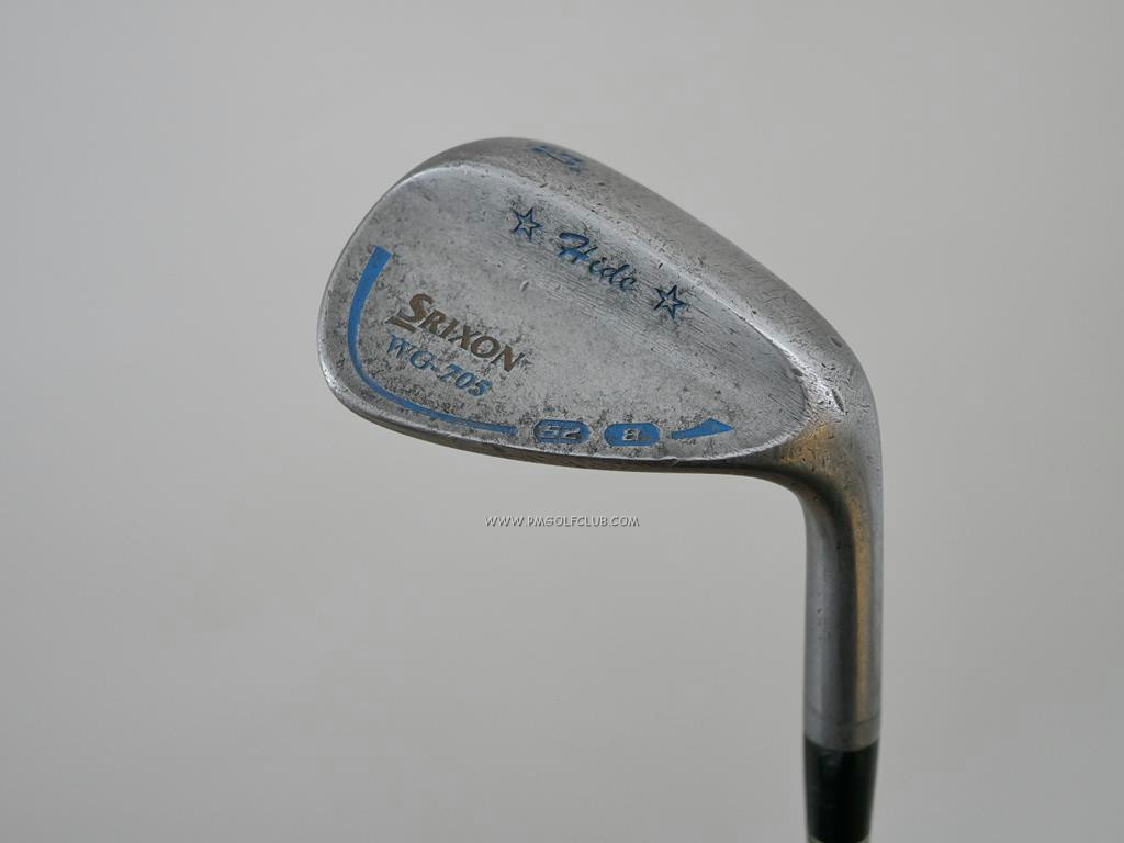 Wedge : Other : Wedge Srixon WG-705 Forged Loft 52 ก้านเหล็ก Flex S