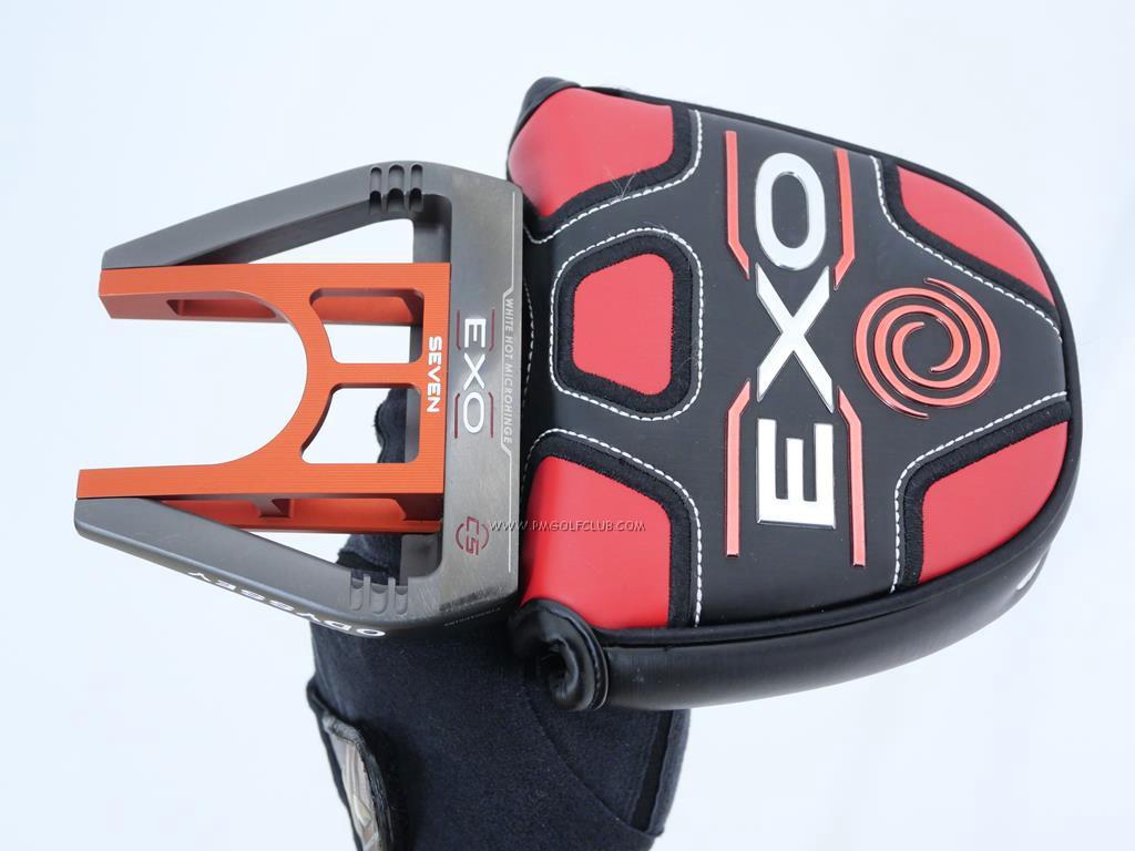 Putter : All :  พัตเตอร์ Odyssey EXO Seven (รุ่นใหม่) ยาว 34 นิ้ว