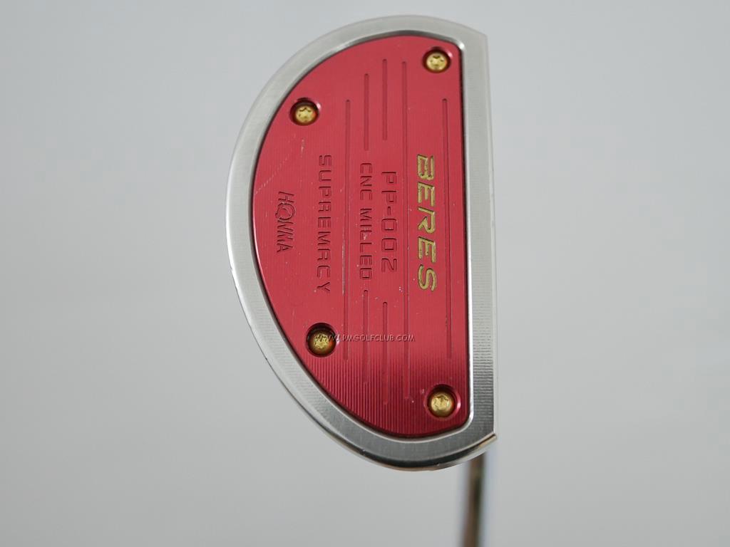 Putter : All : พัตเตอร์ Honma Beres PP-002 CNC Milled (รุ่นท้อปสุด) ยาว 34 นิ้ว