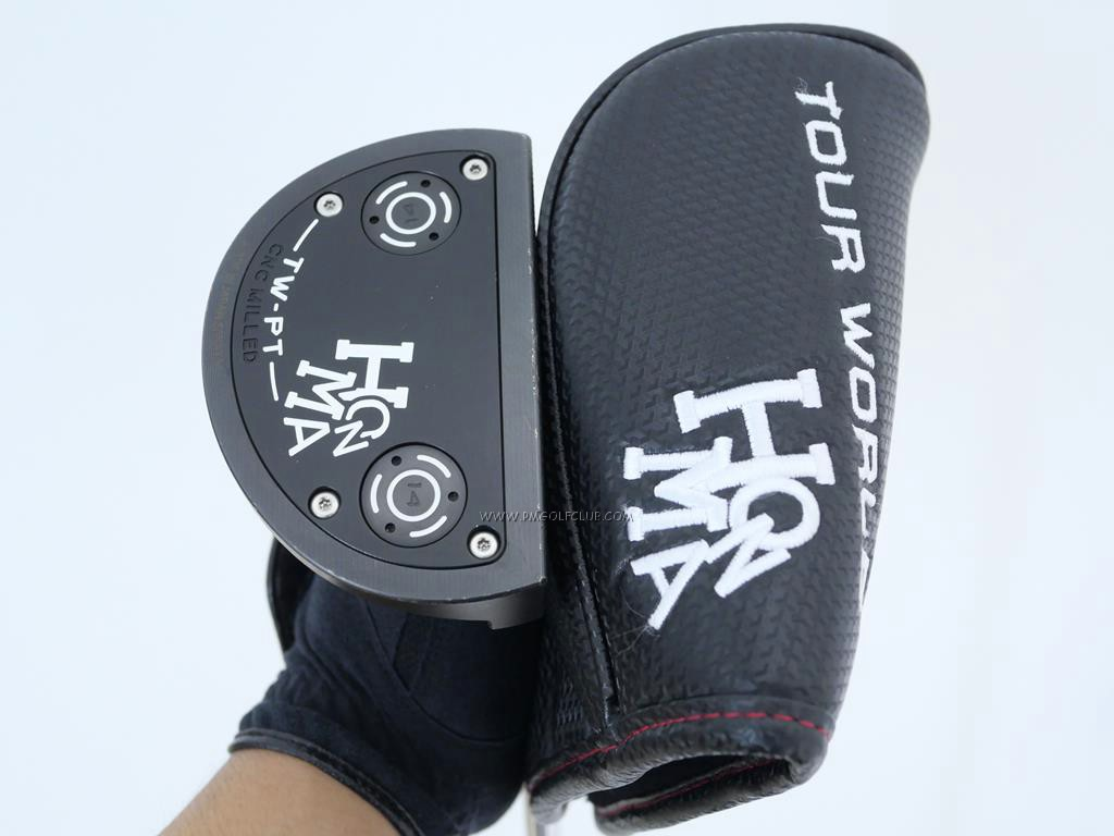 Putter : All : พัตเตอร์ Honma Tour World TW-PT CNC Milled (รุ่นล่าสุด) ยาว 34 นิ้ว