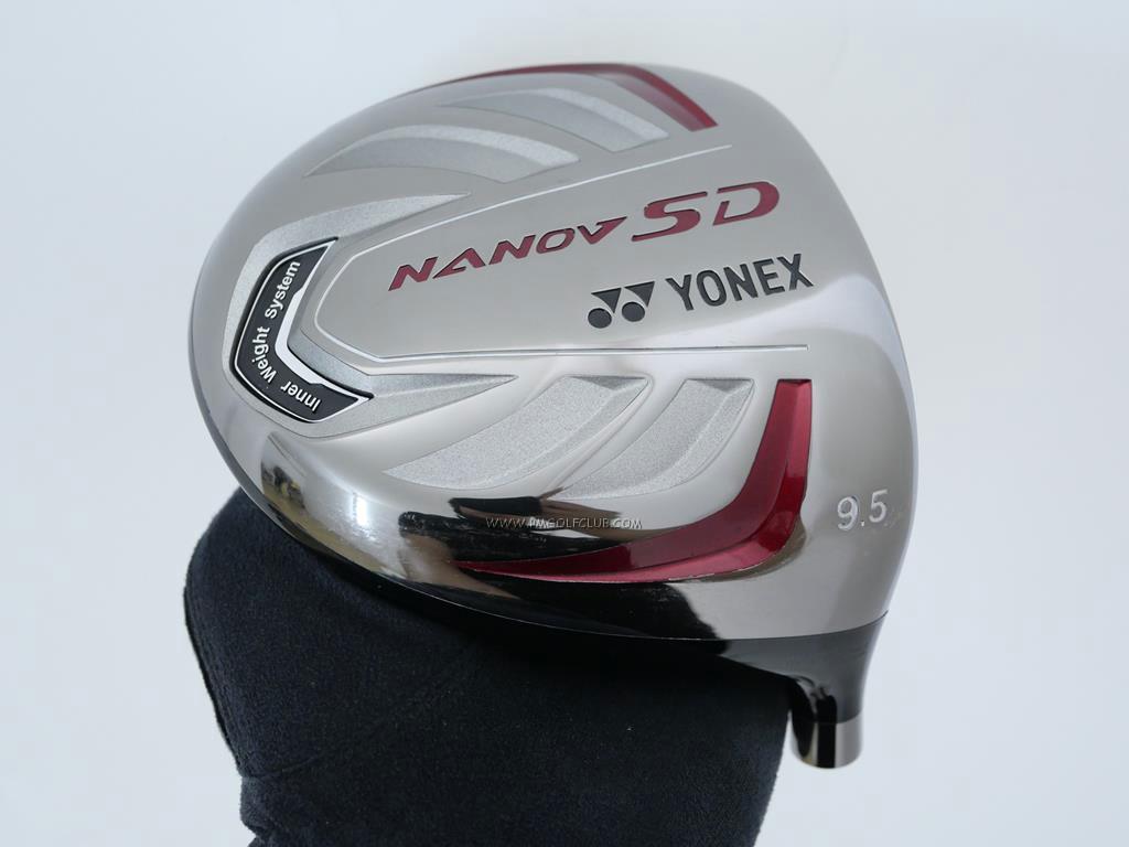 Head only : All : หัวไดรเวอร์ Yonex NANO V SD (460cc.) Loft 9.5