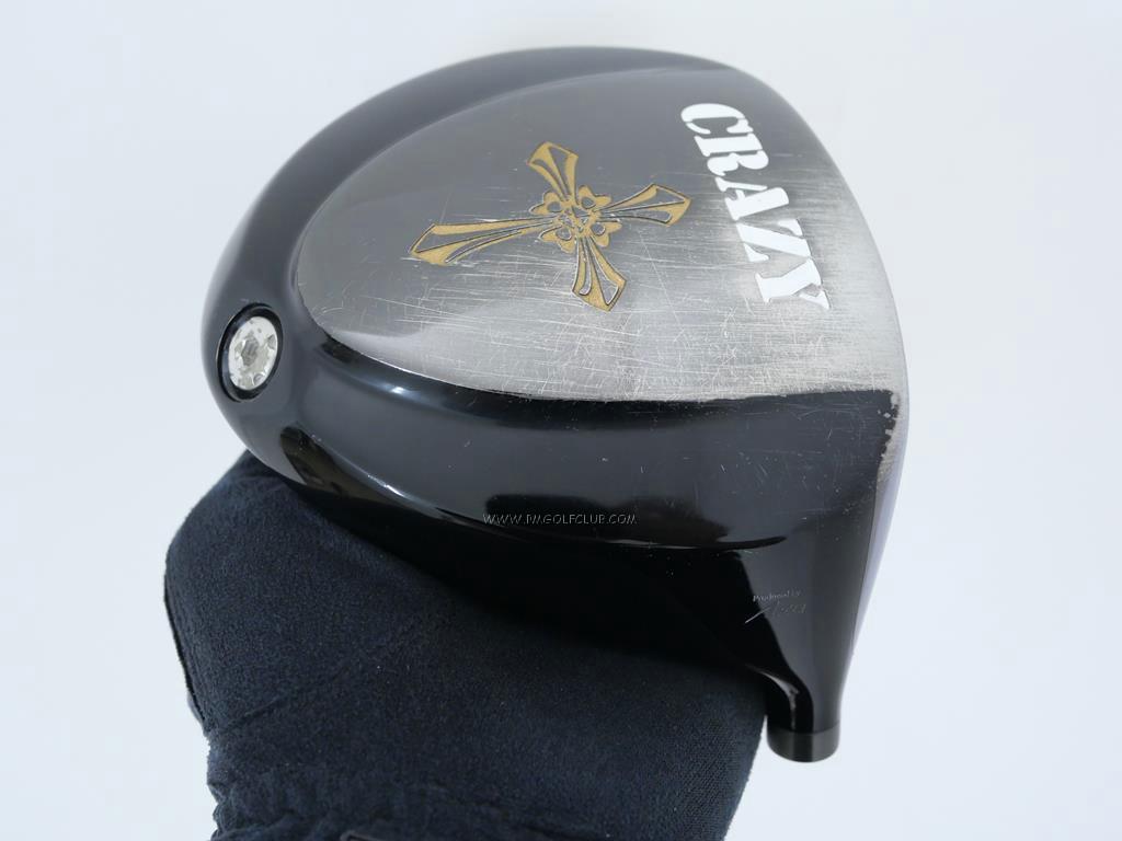 Head only : All : หัวไดรเวอร์ Crazy CRZ-460 (460cc.) Loft 9.5