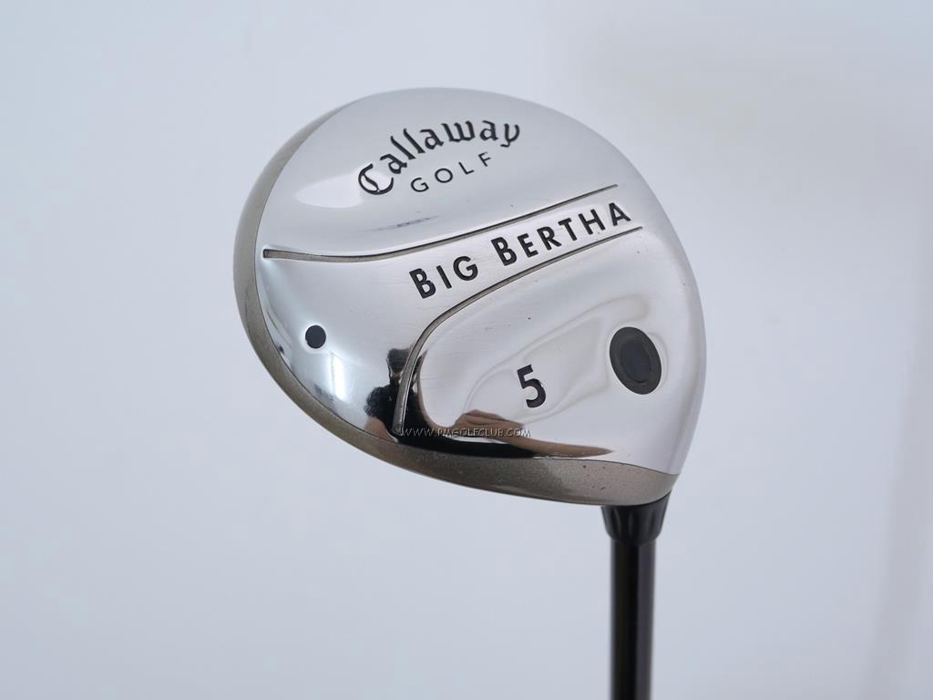 Lady club : All : หัวไม้ 5 Callaway Big Bertha Loft 19 Flex L
