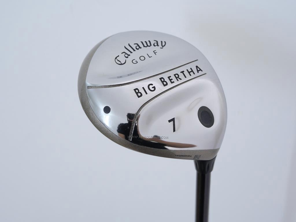 Lady club : All : หัวไม้ 7 Callaway Big Bertha Loft 22 Flex L