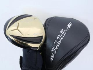 driver : ไดรเวอร์ Works Golf HyperBlade Sigma Premia (หน้าเด้งสุดๆ COR 0.86) Loft 10.5 Flex S