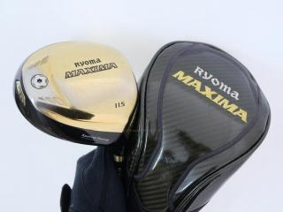 driver : ไดรเวอร์ Ryoma Maxima Special Tunning (ตัวใหม่ล่าสุด ปี 2018 หน้าเด้งเกินกฏ) Loft 11.5 ก้าน Tour AD M2-G Flex R2