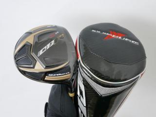 driver : ไดรเวอร์ Works Golf CBR Black Premia MAX 1.7 (รุ่นพิเศษ หายากมากๆ บางเพียง 1.7 มิล เด้งสุดๆ) Loft 10.5 ก้าน Mitsubishi Rayon Premia Flex R