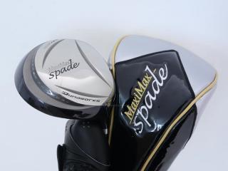 driver : ไดรเวอร์ Works Golf Maximax Spade (460cc.) Loft 10.5 ก้าน UST Mamiya ATTAS Flex SR
