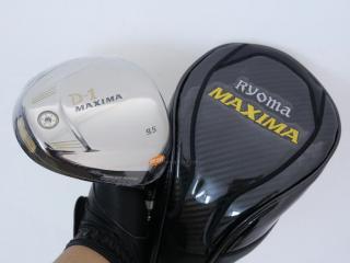 driver : **ของใหม่ ยังไม่แกะพลาสติก** Ryoma D-1 Maxima Special Tunning (รุ่นปี 2015 หน้าเด้งเกินกฏ) Loft 9.5 ก้าน Tour AD M2-V Flex SR