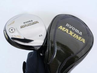 driver : ไดรเวอร์ Ryoma Maxima Type D (ออกปี 2018) Loft 9.5 ก้าน Fujikura Motore Speeder VT 5.0 Flex R