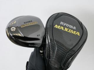 driver : ไดรเวอร์ Ryoma Maxima Special Tunning (ตัวใหม่ล่าสุด ปี 2018 หน้าเด้งเกินกฏ) Loft 9.5 ก้านตัวท็อป RYOMA BEYOND POWER FLEX ∞