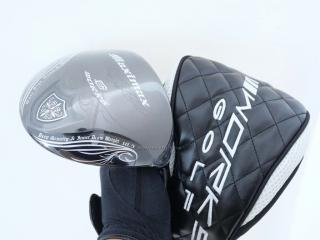 driver : **ของใหม่ ยังไม่แกะพลาสติก** ไดรเวอร์ Works Golf Elegant Maximax (รุ่นล่าสุด หน้าเด้งเกินกฏ หัว 480cc.) Loft 10.5 Flex S