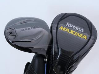driver : ไดรเวอร์ Ryoma Maxima II Type D (ตัวใหม่ล่าสุด ปี 2020) Loft 10.5 ก้าน Fujikura Speeder 474 Evolution V Flex S