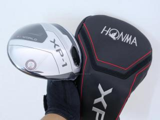 driver : **ของใหม่ ยังไม่แกะพลาสติก** ไดรเวอร์ Honma Tour World XP-1 (รุ่นปี 2020) Loft 10.5 ก้าน Honma Vizard 43 Flex R