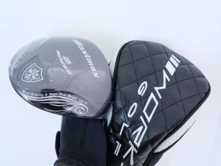 driver : **ของใหม่ ยังไม่แกะพลาสติก** ไดรเวอร์ Works Golf Elegant Maximax (รุ่นล่าสุด หน้าเด้งเกินกฏ หัว 480cc.) Loft 10.5 Flex R