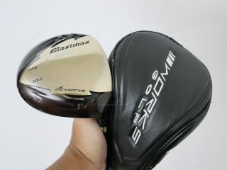 driver : Works Golf Maximax Premia (รุ่นแข่งตีไกล หน้าเด้งเกินกฏ) Loft 10.5 Flex R