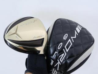 driver : Works Golf HyperBlade Premia (หน้าเด้งสุดๆ ชนะแข่งตีไกล) Loft 10.5 Flex R