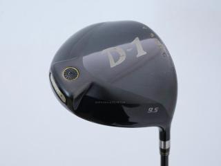 driver : Ryoma D-1 V-Spec (ไกลสุดๆ ซุปเปอร์พรีเมียม) Loft 9.5 สุดยอดก้าน Crazy Black CB-50 Flex 7.4 (SX)