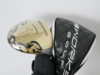 driver : **ของใหม่ ยังไม่แกะพลาสติก** ไดรเวอร์ Works Golf Maximax Premia (หน้าเด้งเกินกฏ เสียงดัง ตีไกลมากๆ) Loft 10.5 Flex S