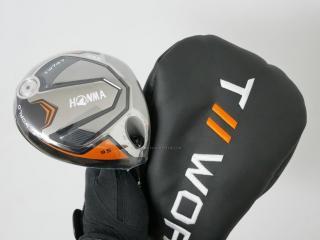 driver : **ของใหม่ ยังไม่แกะพลาสติก** ไดรเวอร์ Honma Tour World TW747 455 (ออกปี 2019) Loft 9.5 ก้าน Honma Vizard 60 Flex R