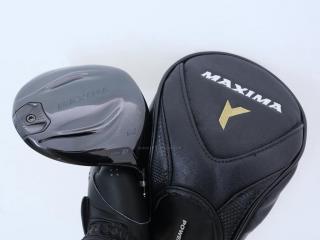 driver : ไดรเวอร์ Ryoma Maxima II Type D (ตัวใหม่ล่าสุด ปี 2020) Loft 10.5 ก้านตัวท็อป RYOMA BEYOND POWER II Light FLEX ∞