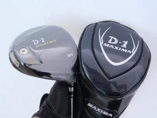 driver : **ของใหม่ ยังไม่แกะพลาสติก** Ryoma D-1 Maxima Special Tunning (รุ่นปี 2015 หน้าเด้งเกินกฏ) Loft 10.5 ก้าน Ryoma Beyond Power Flex ∞
