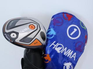 driver : ไดรเวอร์ Honma Tour World TW747 460 (ออกปี 2019) Loft 10.5 ก้าน Honma Vizard 50 Flex R