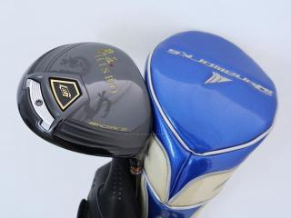 driver : ไดรเวอร์ Works Golf HISHO HR MAX 1.9 (รุ่นท๊อปสุด เบามากๆ หน้าเด้งสุดๆ) Loft 10.5 ก้านตัวท๊อป Mitsubishi Rayon Platinum Flex R