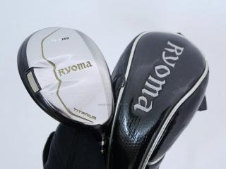 Fairway Wood : Other Brand : ไม้กระเทย Ryoma Utility (Titanium) Loft 18 ก้าน Tour AD Ryoma U Flex S