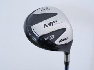 fairway_wood : หัวไม้ 3 Mizuno MP-003 Loft 15 Flex S