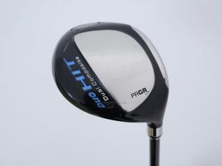 fairway_wood : หัวไม้ 7 PRGR DUO HIT Loft 21 Flex R (M-37)