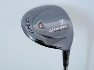 fairway_wood : หัวไม้ 7 Maruman Shuttle M-Sole Loft 21 Flex R2