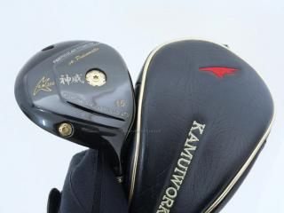 fairway_wood : หัวไม้ 3 Kamuiworks KM-200 Loft 15 ก้าน Fujikura Double Kick Flex R