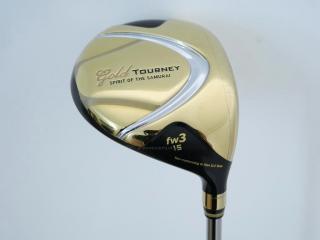 fairway_wood : หัวไม้ 3 Macgregor Gold Tourney (หน้าเด้ง Non-Conform รุ่นท๊อปสุดๆ) Loft 15 Flex SR