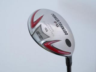 fairway_wood : ไม้กระเทย Kasco Power Tornado FG Loft 16 Flex R