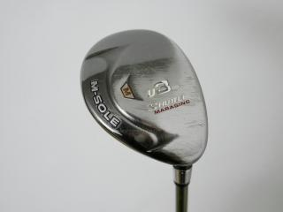 fairway_wood : ไม้กระเทย Maruman Shuttle M-Sole Loft 20 Flex R