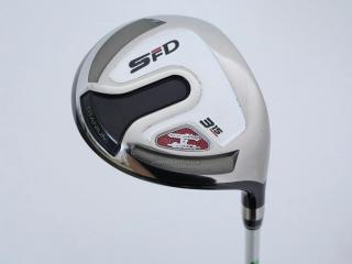fairway_wood : หัวไม้ 3 RC (Royal Collection) SFD Titanium Loft 15 ก้าน UST Mamiya ATTAS H55 Flex S