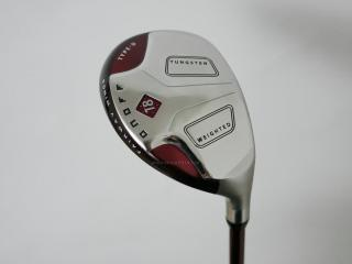 fairway_wood : ไม้กระเทย Daiwa OnOff Fairway Wings Type D Loft 18 Flex S