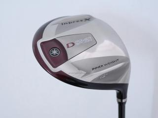 fairway_wood : หัวไม้ 3 Yamaha Inpres X D Power Spoon Loft 15 Flex R