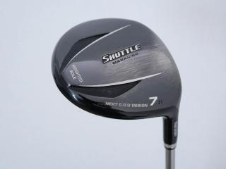 fairway_wood : หัวไม้ 7 Maruman Shuttle Maraging (ออกปี 2016) Loft 21 Flex S