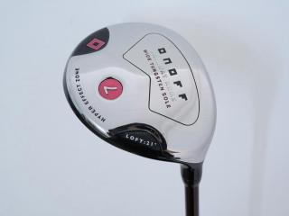 fairway_wood : หัวไม้ 7 Daiwa OnOff Fairway Arms Loft 21 Flex R