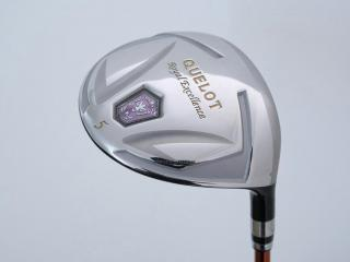 fairway_wood : หัวไม้ 5 Quelot Royal Excellence RE-14 Loft 18 ก้าน Mitsubishi Diamana ilima 60 Flex R