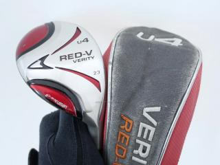 fairway_wood : ไม้กระเทย Maruman Verity RED-V Loft 23 Flex S