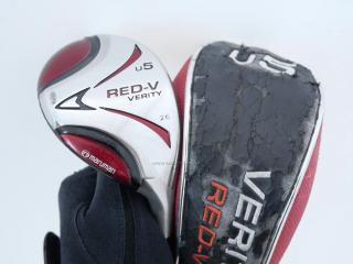 fairway_wood : ไม้กระเทย Maruman Verity RED-V Loft 26 Flex S