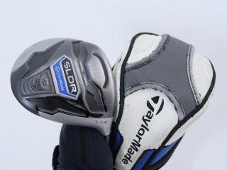 fairway_wood : Mini Driver Taylormade SLDR S Loft 14 Flex R