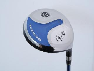 fairway_wood : หัวไม้ 4 RC (Royal Collection) FD Loft 18 Flex SR