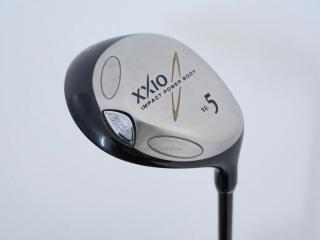 fairway_wood : หัวไม้ 5 XXIO Impact Power Body Loft 18 ก้าน MP-300 Flex R