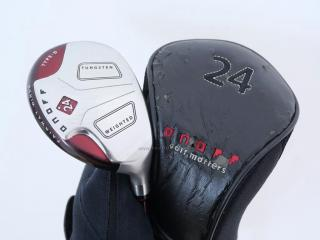 fairway_wood : ไม้กระเทย Daiwa OnOff Fairway Wings Type D Loft 24 Flex S