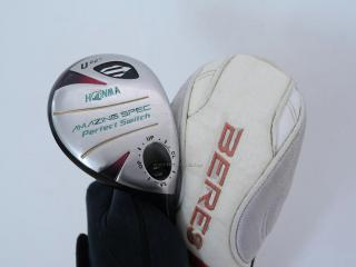 fairway_wood : ไม้กระเทย Honma Amazing Spec PerfectSwitch Loft 22 FLex R